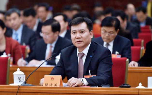 张近东:政府工作报告提信心、暖人心、强决心