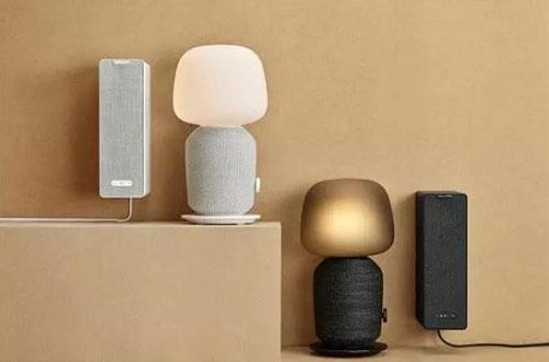 宜家首款智能音箱8月发售,能嵌入台灯和书柜