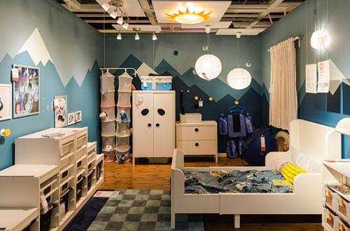 想要娃学习更加专注,营造好儿童房氛围很重要